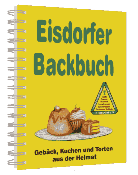 Eisdorfer Backbuch 400
