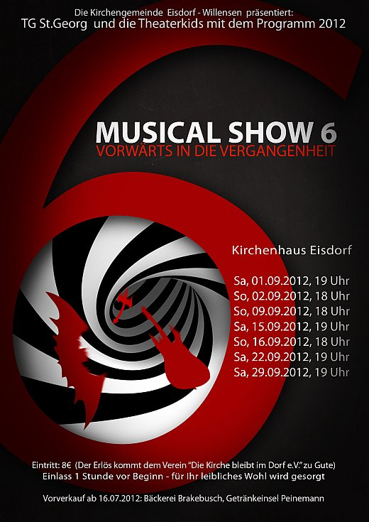 Theatergruppe St. Georg - Musical Show 6